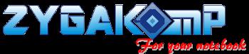 Serwis laptopów Zygakomp Logo